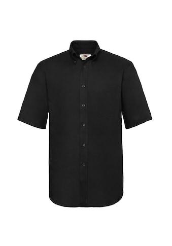 Fruit of the Loom Businesshemd »Oxford Herren Hemd, Kurzarm« kaufen