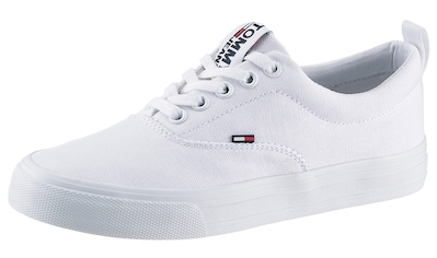 Tommy Jeans Sneaker »WMN CLASSIC TOMMY JEANS SNEAKER«, mit gepolstertem Schaftrand kaufen