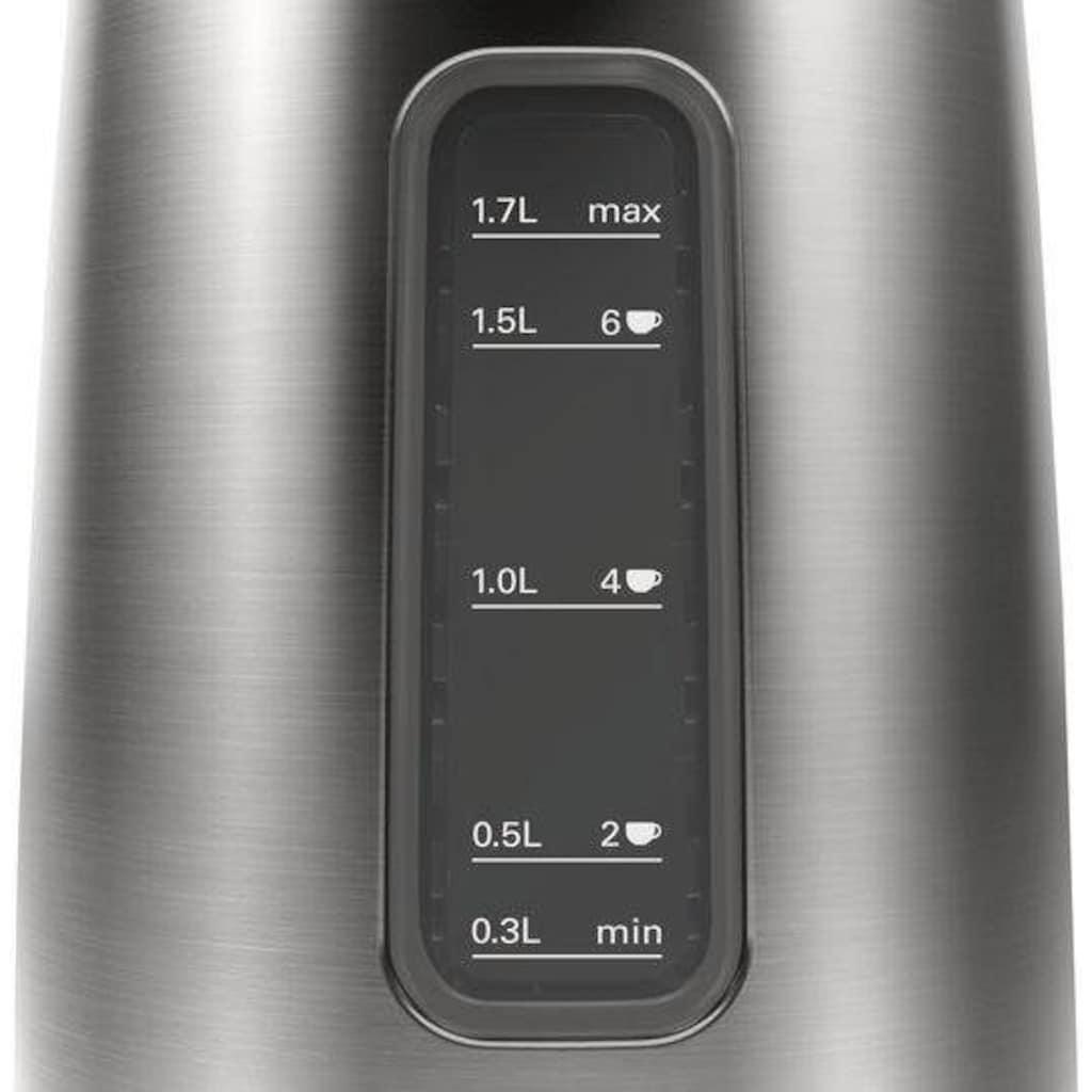 BOSCH Wasserkocher »TWK5P475 DesignLine«, 1,7 l, 2400 W