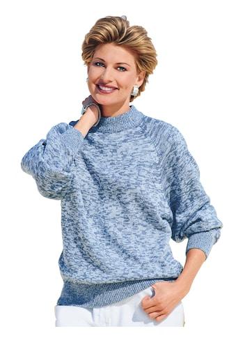 Classic Basics Pullover in pflegeleichter Qualität kaufen
