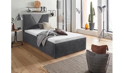 Westfalia Schlafkomfort Polsterbett »Malibu«, inkl. Bettkasten bei Ausführung mit Matratze kaufen