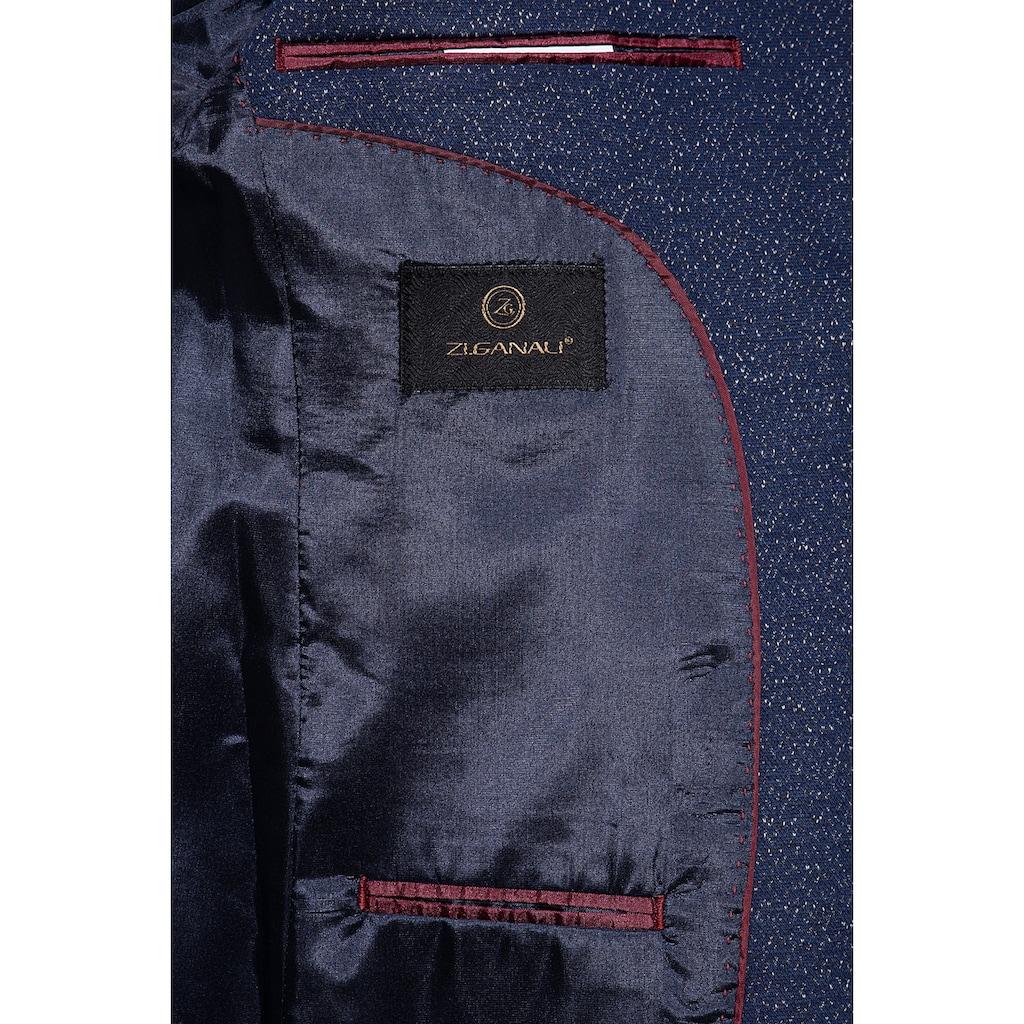 ZI.GANALI Sakko, mit aufgesetzten Taschen