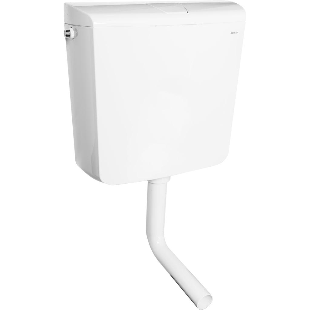 CORNAT Spülkasten »AP110«, mit 3-seitiger Anschlussmöglichkeit