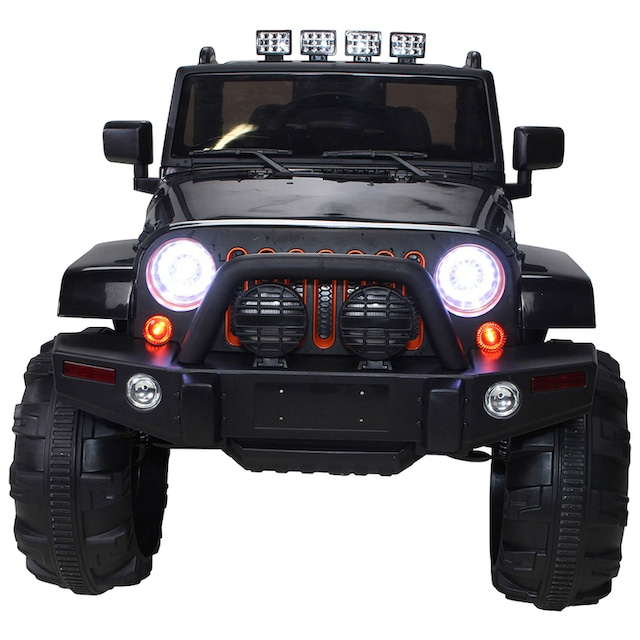 ACTIONBIKES MOTORS Elektroauto »Offroad Jeep Adventure«, für Kinder ab 3 Jahre, 12 Volt