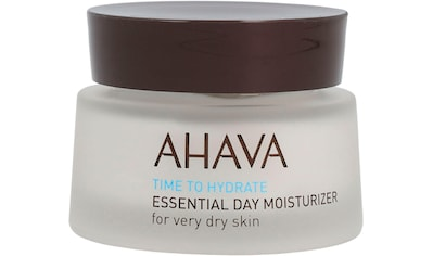 AHAVA Gesichtspflege »Time To Hydrate Essential Day Moisturizer Very Dry« kaufen