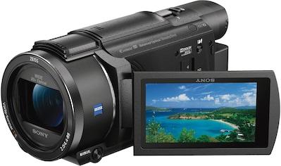 Sony Camcorder »FDRAX53.CEN«, 4K Ultra HD, NFC-WLAN (Wi-Fi), 20x opt. Zoom kaufen