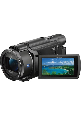 Sony »FDRAX53.CEN« Camcorder (4K Ultra HD, NFC WLAN (Wi - Fi), 20x opt. Zoom) kaufen