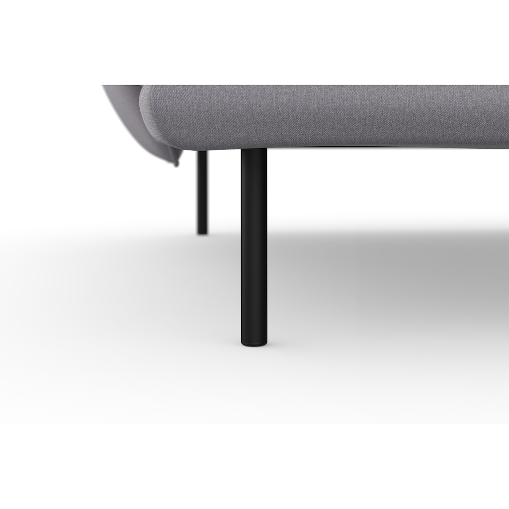 andas Ecksofa »Stine«, Besonderes Design durch Kissenoptik und Keder, Design by Morten Georgsen