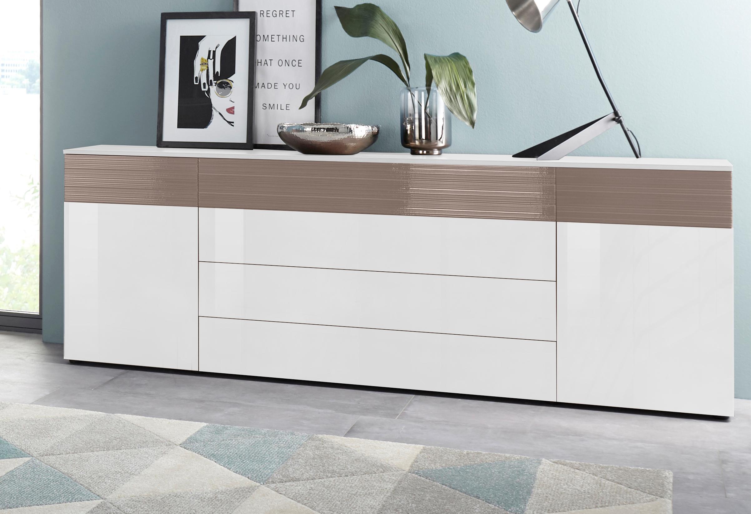 Borchardt Sideboard Florenz Breite 200 cm