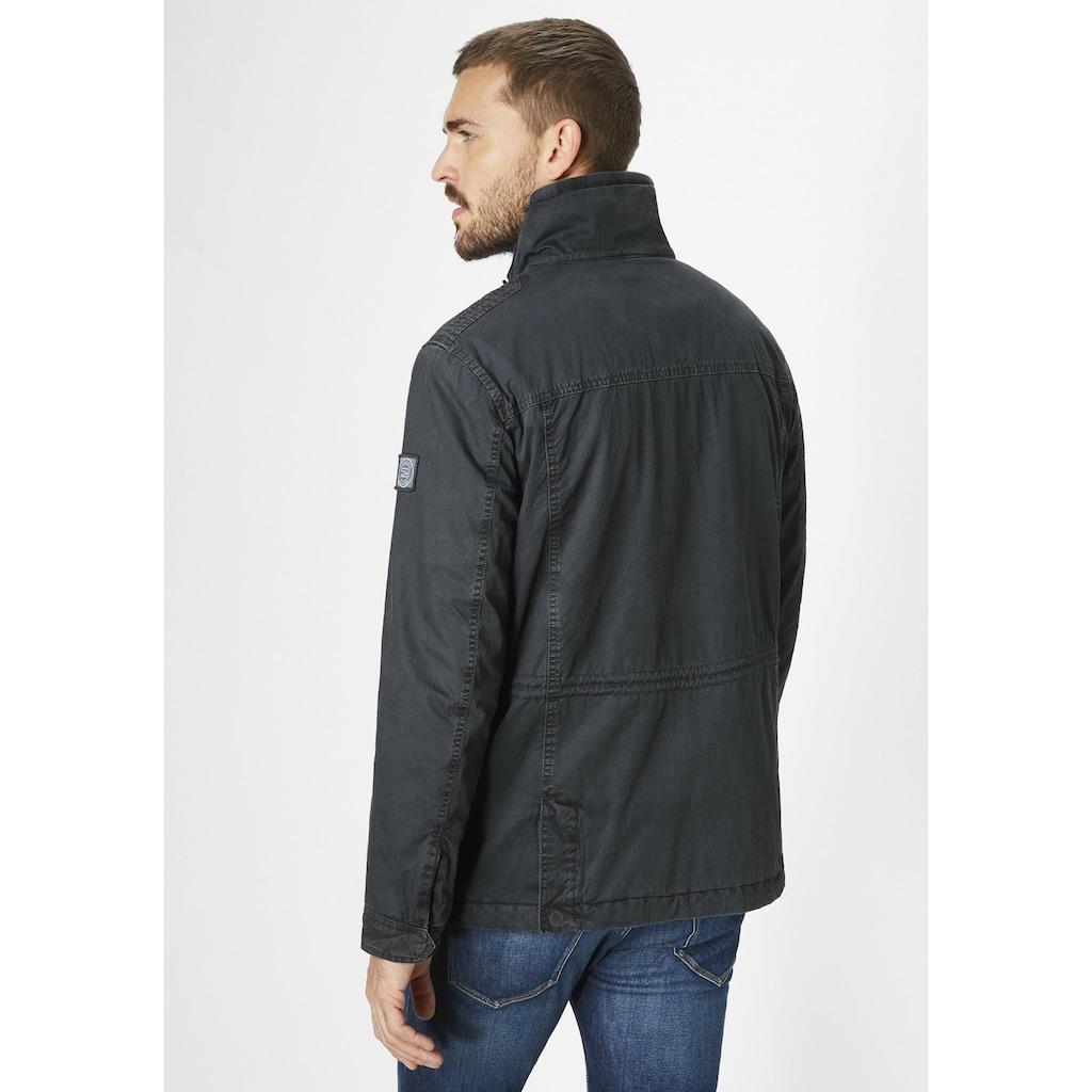 S4 Jackets Winterjacke »Anchorage«, Baumwolle