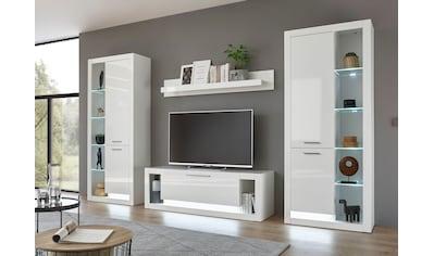 Places of Style Wohnzimmer - Set »Meran« (4 - tlg) kaufen