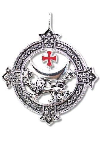 Adelia´s Amulett »Talismane der Tempelritter«, Tempelritter Löwe - Kraft und Erfolg kaufen