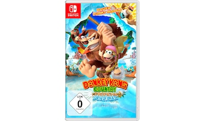 Donkey Kong Country: Tropical Freeze Nintendo Switch kaufen