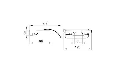 KEUCO Toilettenpapierhalter »Collection Moll«, mit Deckel, verchromt kaufen