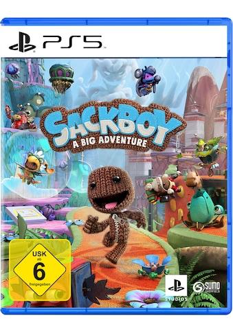 PlayStation 5 Spiel »Sackboy: A Big Adventure«, PlayStation 5 kaufen