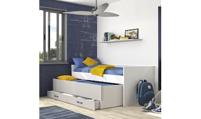 Gami Funktionsbett »UGO«, mit 2. Schlafgelegenheit in der Bettschublade kaufen