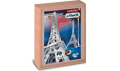Eitech Metallbaukasten »Eiffelturm«, (2300 St.), Made in Germany kaufen