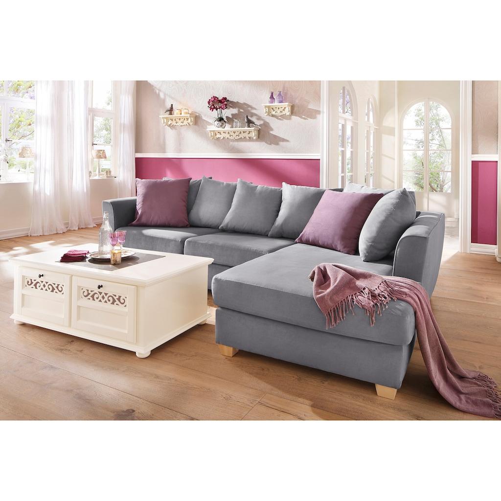 Home affaire Wandboard »Arabeske«, mit schönen dekorativen Ausfräsungen, in drei unterschiedlichen Breiten erhältlich