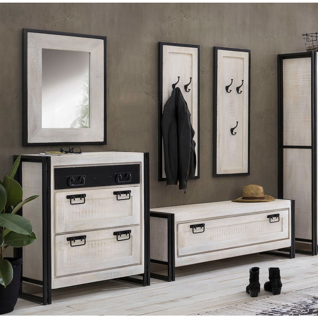 SIT Garderoben-Set »White Panama«, (Set, 5 St.)
