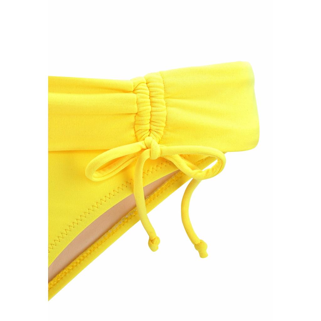 Buffalo Bikini-Hose »Happy«, mit Umschlagbund