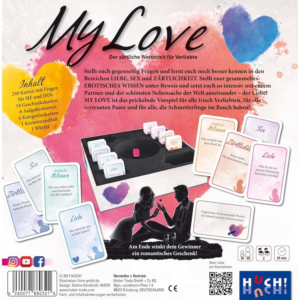 Huch! Spiel »My Love«
