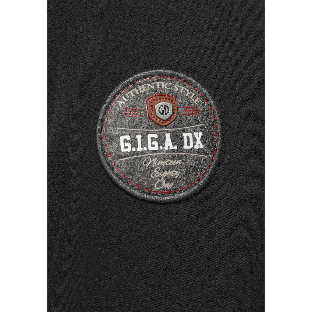 G.I.G.A. DX by killtec Softshellparka