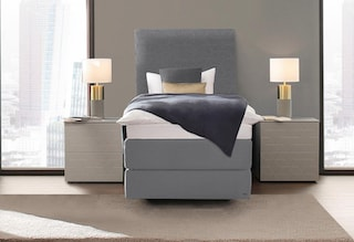villeroy boch boxspringbett mosa que laila carr auf. Black Bedroom Furniture Sets. Home Design Ideas