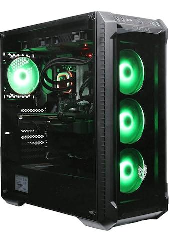 CAPTIVA »G25AG 20V1« Gaming - PC (AMD, Ryzen 9, RTX 3080, Wasserkühlung) kaufen