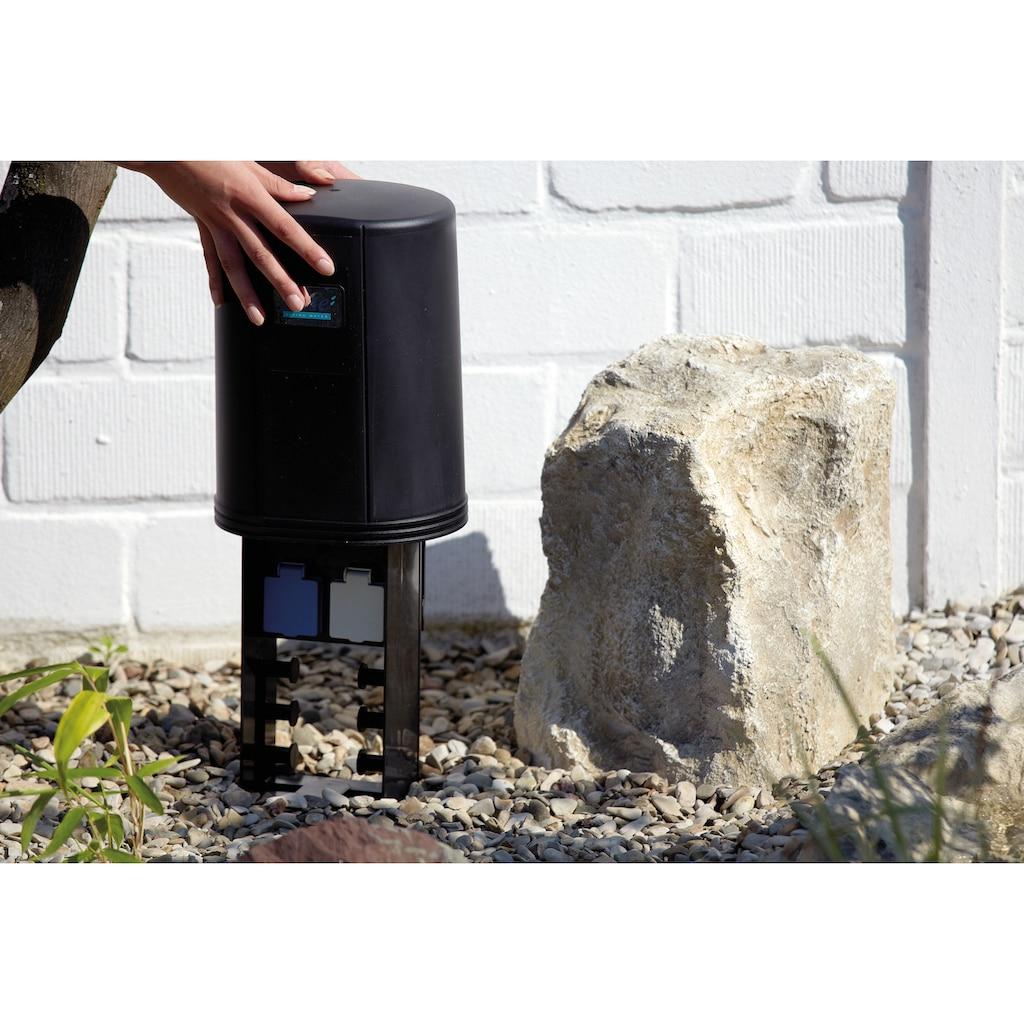OASE Dekosteine »InScenio Rock«, BxTxH: 27x33x36 cm, sandsteinoptik