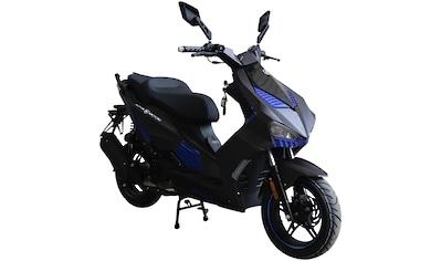 Alpha Motors Motorroller »SHARK«, 50 cm³, 45 km/h, Euro 5, 3 PS, mit Keyless-System kaufen