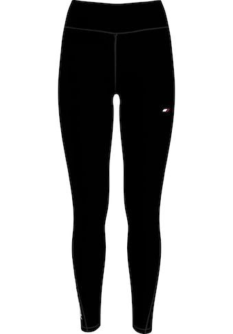 Tommy Hilfiger Sport Leggings »RW GRAPHIC LEGGING«, mit Tommy Hilfiger Logo-Flag kaufen