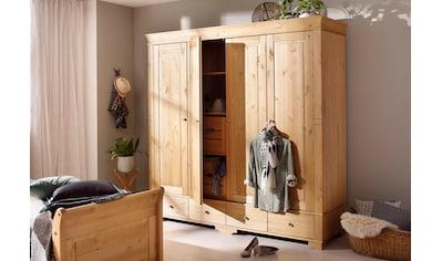 Home affaire Kleiderschrank »Lotta« kaufen