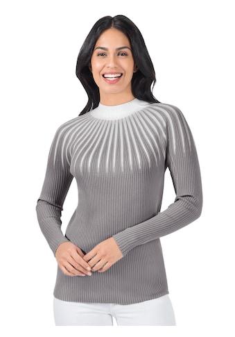 Inspirationen Stehkragenpullover »Pullover« kaufen