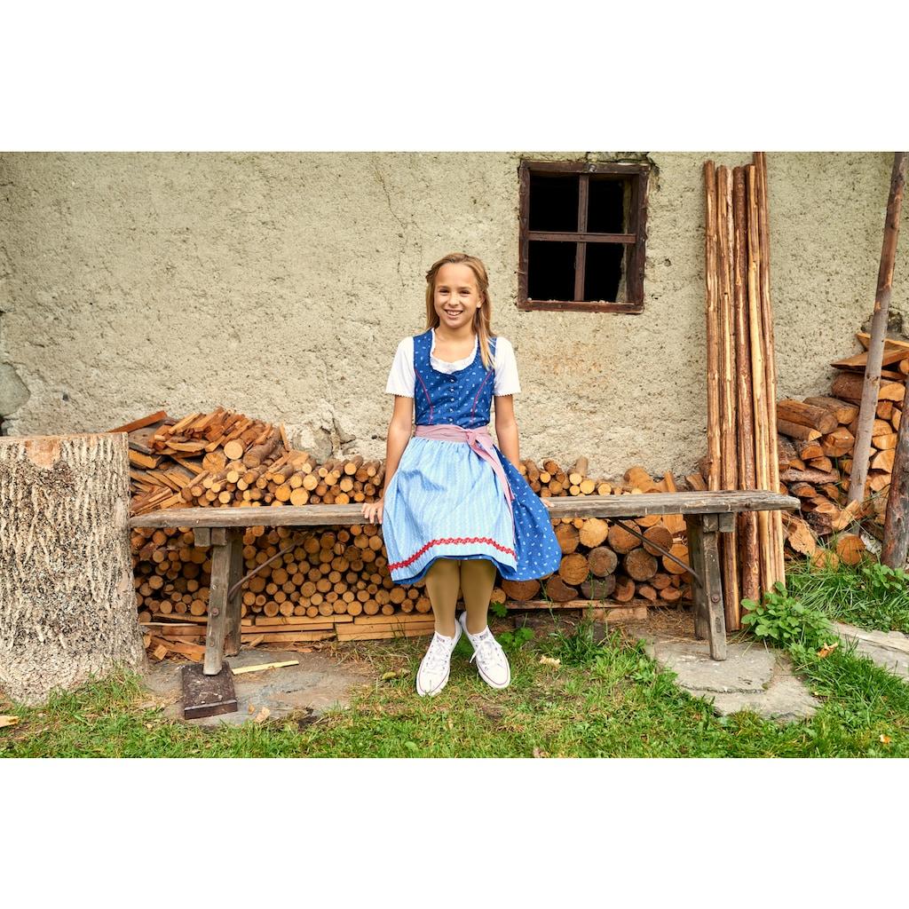 Andreas Gabalier Kollektion Dirndl, (3 tlg.), Kinder durchgeknöpft auch als Kleid tragbar