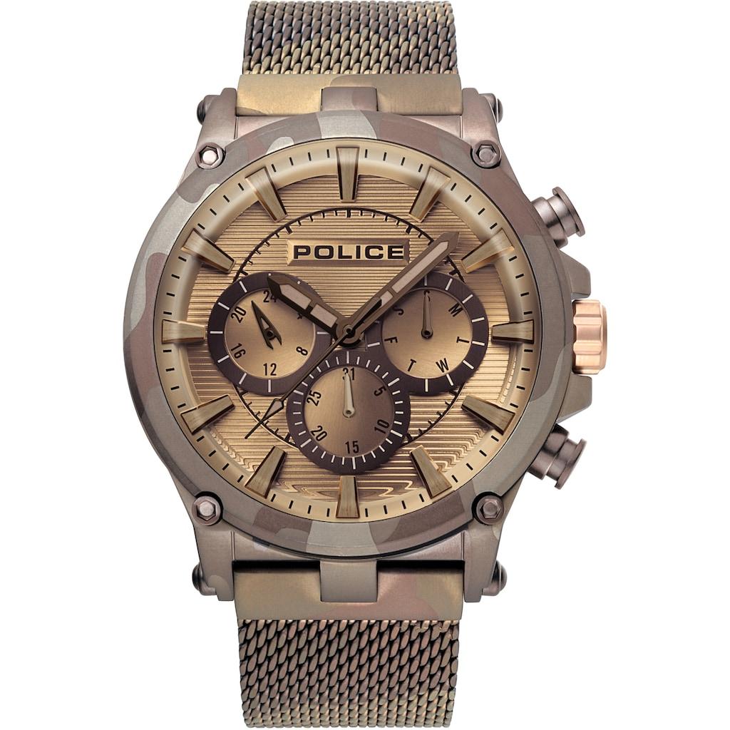 Police Multifunktionsuhr »TAMAN, PL15920JSMBN.20MM«