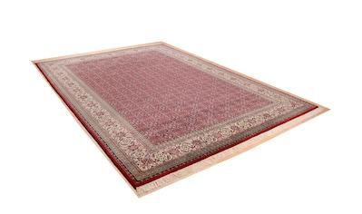 Orientteppich, »Sirsa Seta Bidjar«, THEKO, rechteckig, Höhe 12 mm, manuell geknüpft kaufen