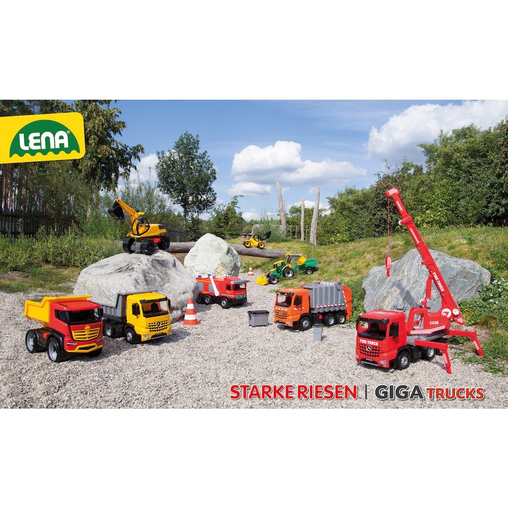 Lena® Spielzeug-LKW »Giga Trucks, Muldenkipper Actros«, Made in Europe