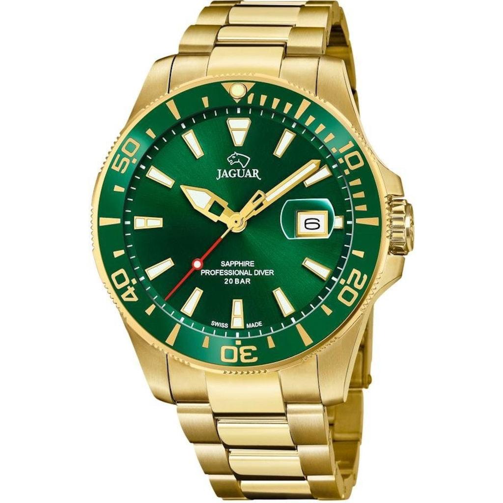 Jaguar Schweizer Uhr »Executive, J877/2«