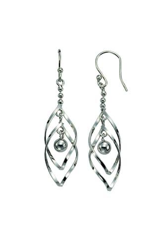 Vivance Paar Ohrhaken »925/- Sterling Silber beweglich«, rhodiniert kaufen