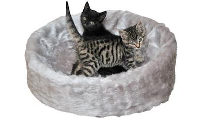 SILVIO design Tierbett »Ruhe- und Schlafinsel«, BxLxH: 50x50x12 cm, grau kaufen