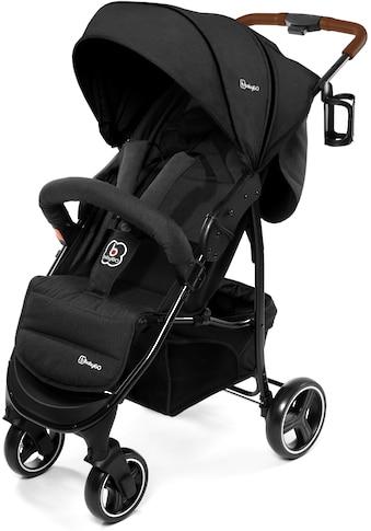 BabyGo Sport-Kinderwagen »Basket, Dark Grey melange«, Buggy kaufen