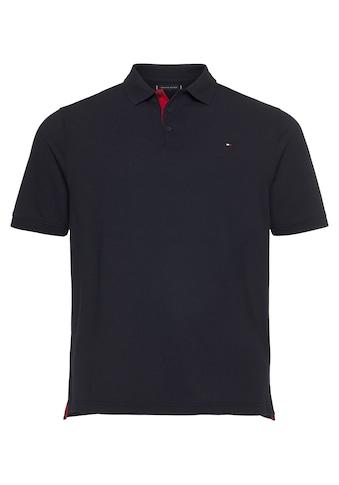 Tommy Hilfiger Big & Tall Poloshirt »BT-CONTRAST PLACKET REG POLO« kaufen