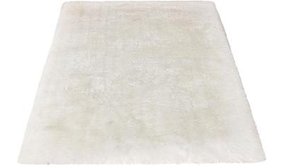 Leonique Hochflor-Teppich »Barin«, rechteckig, 90 mm Höhe, besonder weich, Wohnzimmer kaufen