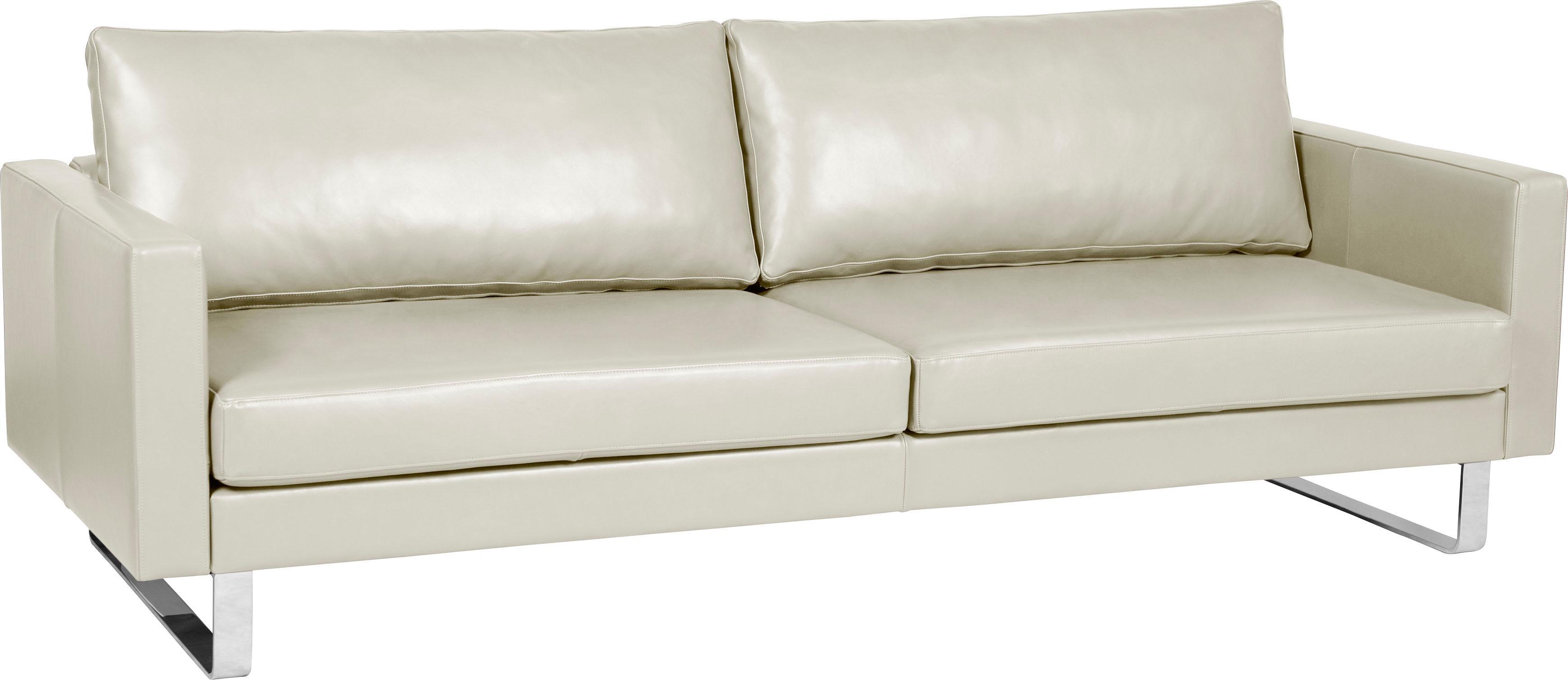Alte Gerberei 3-Sitzer Velina mit Metallkufen Preisvergleich