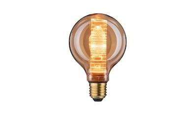 Paulmann »Vintage - Globe G95 Inner Glow 4W E27 Gold mit Innenkolben Ringmuster« LED - Leuchtmittel, E27 kaufen