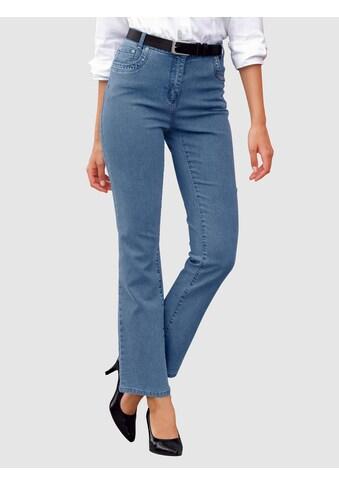 Laura Kent Jeans geeignet für Autofahrer kaufen