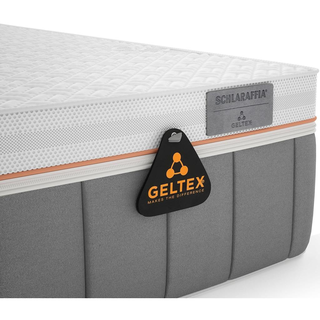 Schlaraffia Gelschaummatratze »GELTEX™ Quantum Touch 260«, (1 St.), 90 Nächte Probeschlafen!*