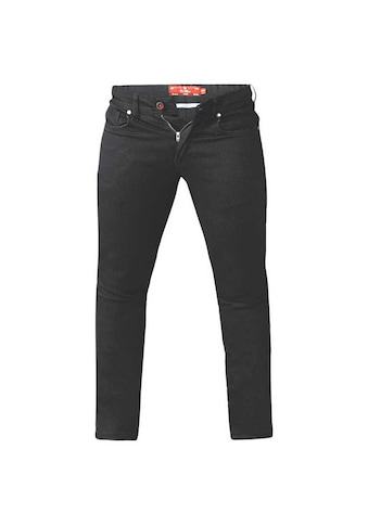 Duke Clothing Stretch - Jeans »Herren Claude, Tapered Fit, King Size« kaufen