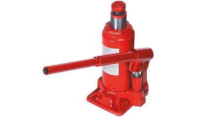 BRUEDER MANNESMANN WERKZEUGE Wagenheber hydraulisch, Maße (B/H/L) 13,5x21x12 cm kaufen