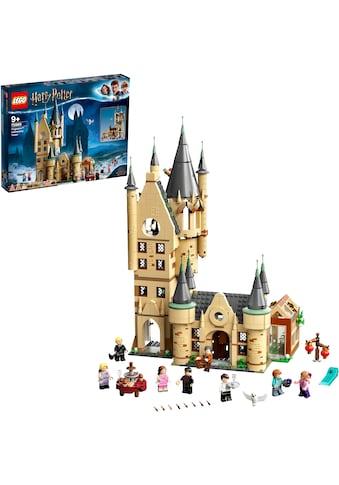 LEGO® Konstruktionsspielsteine »Astronomieturm auf Schloss Hogwarts™ (75969), LEGO® Harry Potter™«, (971 St.), Made in Europe kaufen